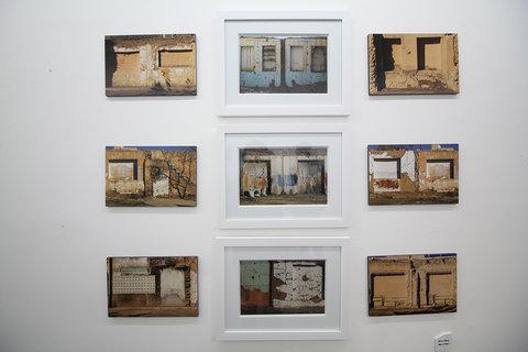 نمایشگاه عکس محیط پنهان