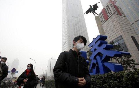 الودگی هوا در چین