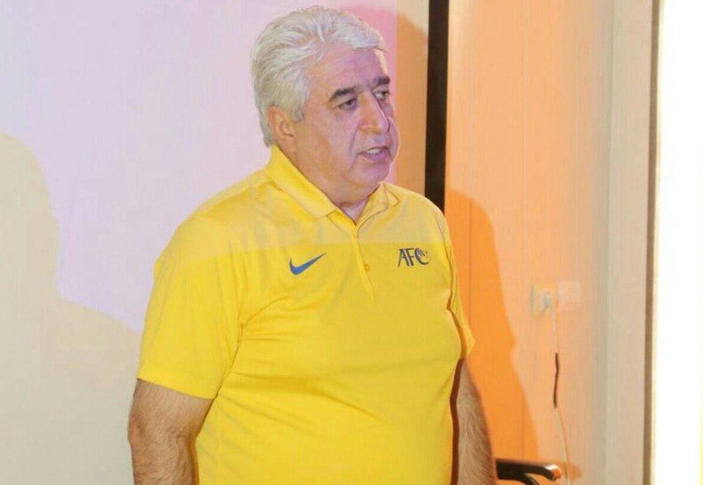 حسین شمس در ICU بستری شد