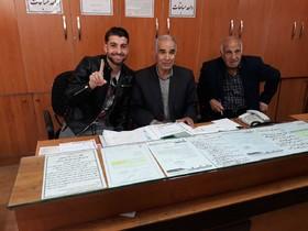ثبت رسمی قرارداد هافبک سپاهان