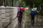 اصفهان تا سهشنبه بارانی است