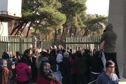 اعتراضات مردمی
