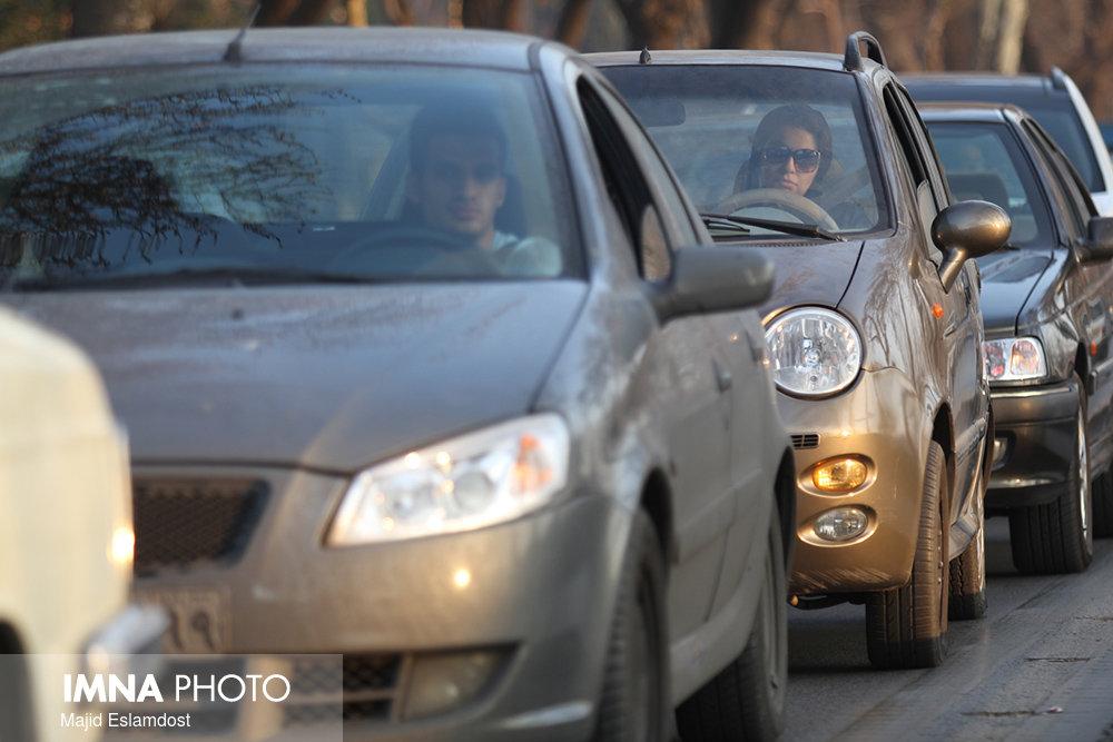 رفع معضل ترافیک خیابان امام خمینی مشگین شهر