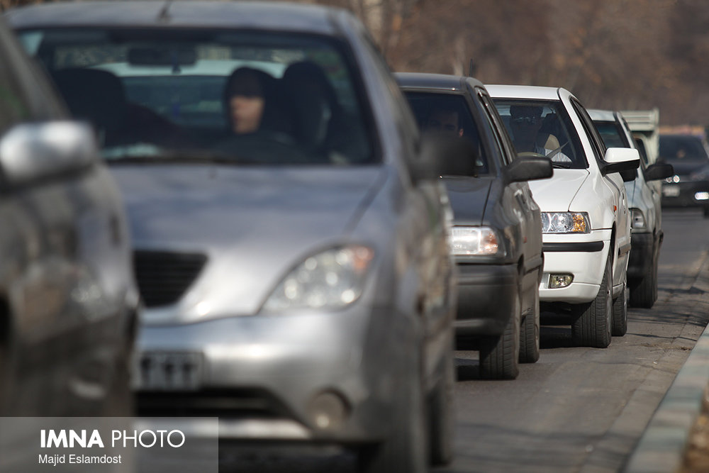 پیشنهاد جدید برای شروط تردد خودروها در روزهای آلوده تهران