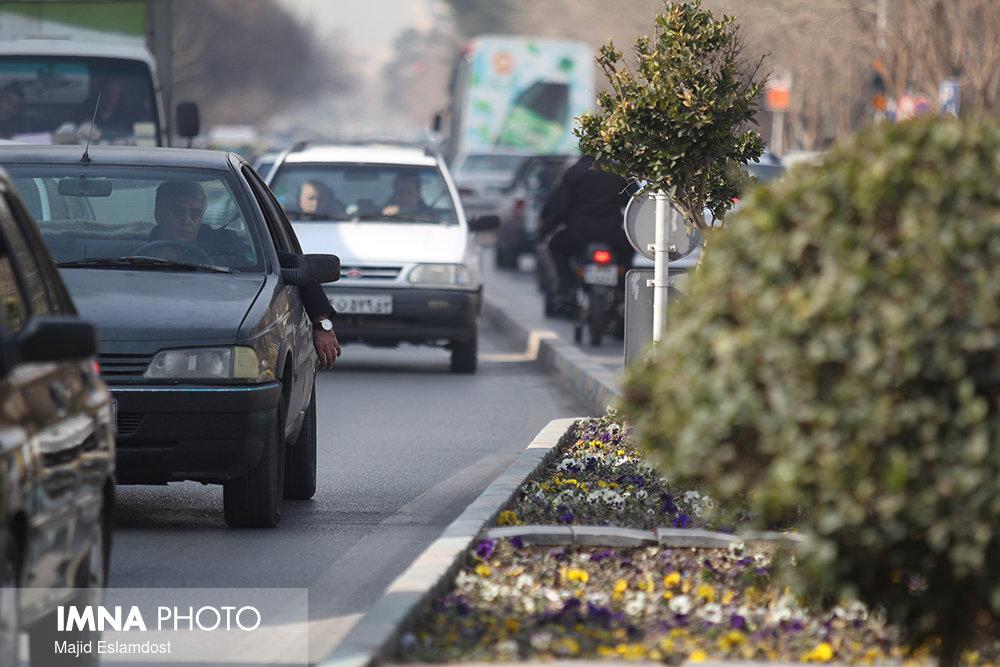 ۷ گام مهم در بخش ترافیکی منطقه یک