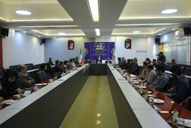 دیدار جمعی ازاصفهان شناسان با شهردار اصفهان