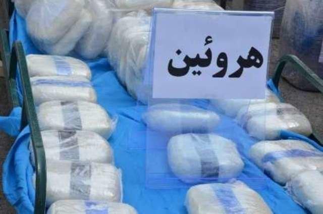 کشف ۳۷۵ کیلو هروئین در یک عملیات مشترک پلیسی در اصفهان