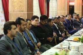 دیدار شهردار اصفهان با فرزندان شاهد شاغل در شهرداری اصفهان