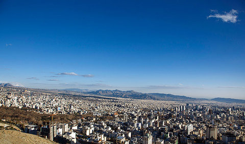 پنجشنبه هوای اصفهان غبارآلود نیست