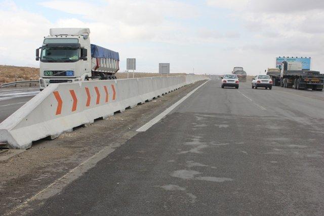 تکمیل طرح جاده شهرضا-مبارکه تا پایان سال جاری