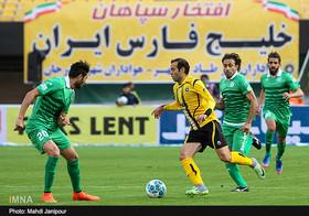 پیروزی ذوبآهن در نیمه نخست دربی اصفهان