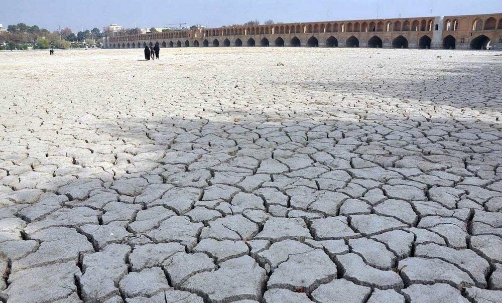 حال محیط زیست اصفهان خوب نیست