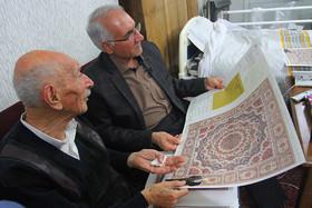 دیدار شهردار اصفهان با خیر نیکوکار اصفهانی