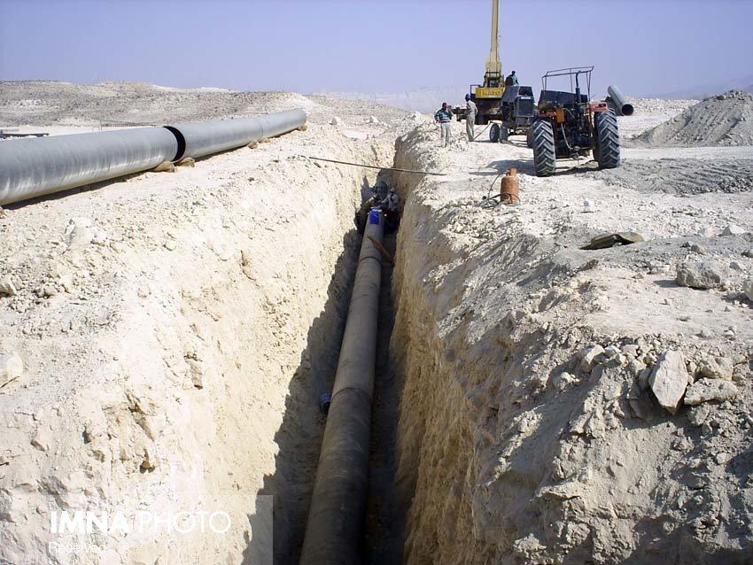 اجرای سیستم تلهمتری در تاسیسات آب اصفهان