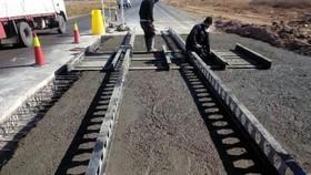 نصب سومین سامانه توزین حرکت خودروهای باری در اصفهان