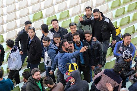 دربی شصت و دوم فوتبال اصفهان از متن تا حاشیه
