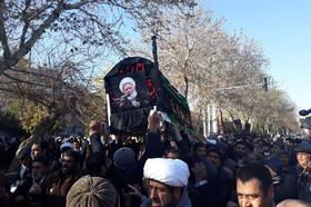 پیکر حجت الاسلام مظاهری به خاک سپرده شد