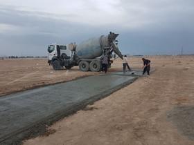 عملیات ساخت زمین اختصاصی کریکت اصفهان آغاز شد