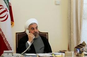 روحانی سال جدید را به رهبر معظم انقلاب اسلامی تبریک گفت