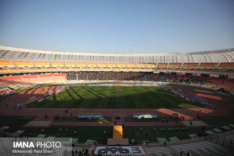 دربی اصفهان ورزشگاه نقش جهان
