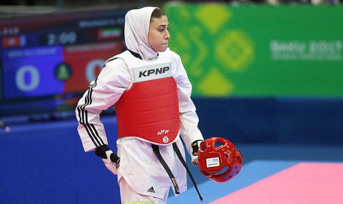 «کیانی» هفتمین بانوی ایران در المپیک توکیو