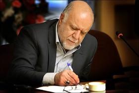 وزیر نفت حادثه نفتکش«سانچی» را تسلیت گفت