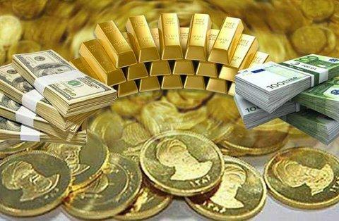 قیمت روز سکه، طلا و ارز