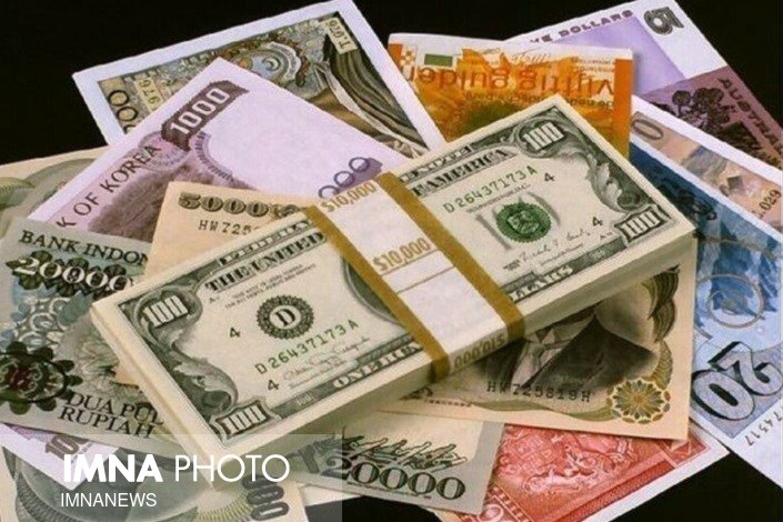 نرخ ارز امروز ۲۰ شهریور ۱۴۰۰ + جزئیات