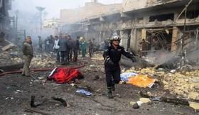 حملات انتحاری بغداد با ۲۶ کشته و ۹۵ زخمی