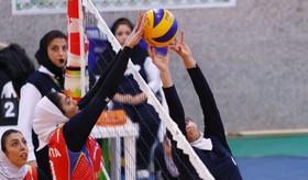 کنارهگیری آبنوس تهران از لیگ برتر والیبال بانوان