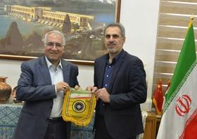 دیدار مسئولان باشگاه سپاهان با شهردار اصفهان