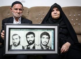 مادر شهیدان زینلی دار فانی را وداع گفت