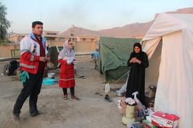"""گزارش خودکشی در مناطق زلزلهزده به تیم """"سحر""""  اعلام نشده است"""