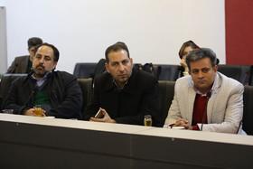 دیدار شهردار اصفهان و جمعی از فعالان حوزه نشر