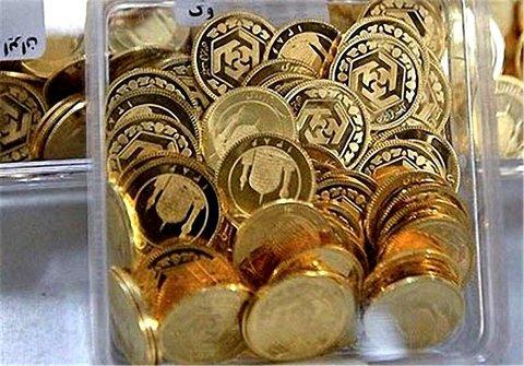 امروز ۱۰ شهریور ماه سکه امامی افزایشی و بهارآزادی کاهشی است + جدول