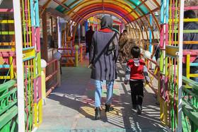 فضای بازی کودکان در شهر افزایش مییابد