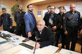 آمادگی کامل آتشنشانی اصفهان برای مقابله با حوادث