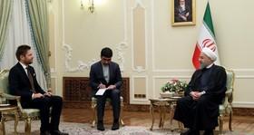برجام پایه مستحکمی برای همکاری گستردهتر ایران و اروپا است
