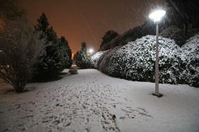 باران و برف در راه است/کاهش ۱۰ تا ۱۵ درجهای دما