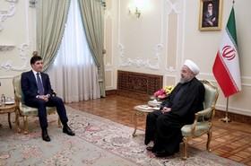 ایران از عراق یکپارچه حمایت می کند
