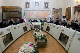 بیستمین جلسه علنی شورای اسلامی شهر اصفهان
