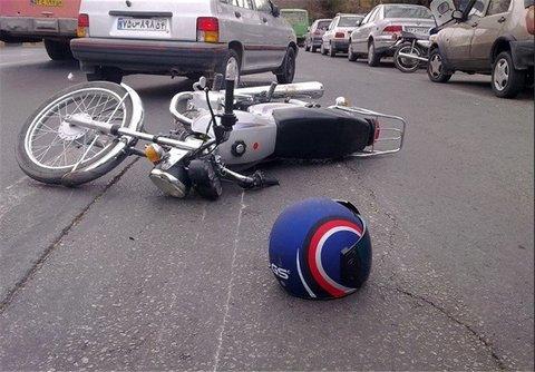 مرگ ۳۷۴۵ موتورسوار در حوادث رانندگی سال گذشته