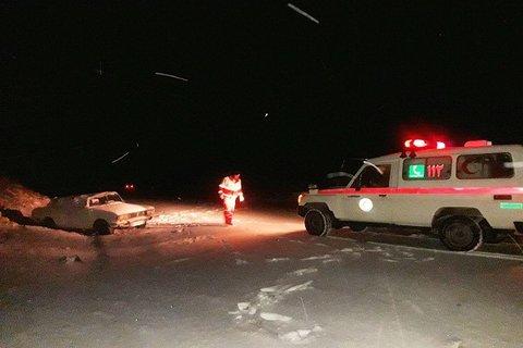 امدادگری که در صحنه تصادف، پیکر مادر و برادرش را یافت
