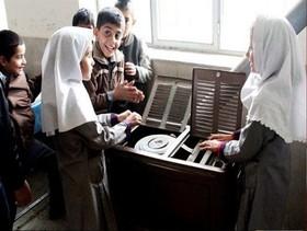 گازکشی مدارس شهرستان سمیرم تا پایان سال ۹۶