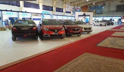 پروژه شهرک نمایشگاهی خودرو گز راکد مانده است