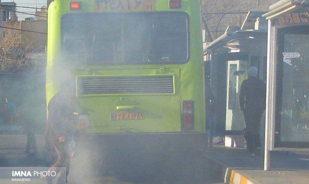 فعالیت بیش از ۴۰۰ اتوبوس با عمر بالای ۱۰ سال در تبریز