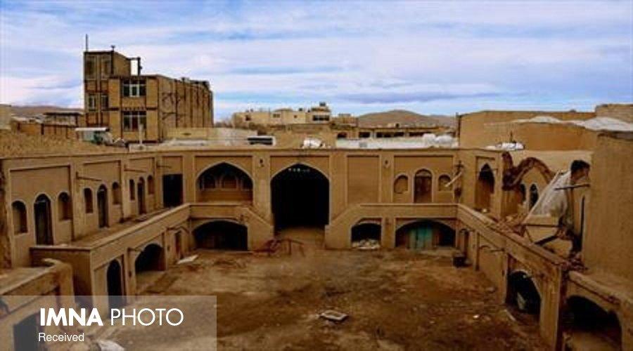 سرمایهگذاری ۷۷ میلیارد ریالی در ۶ بنای تاریخی