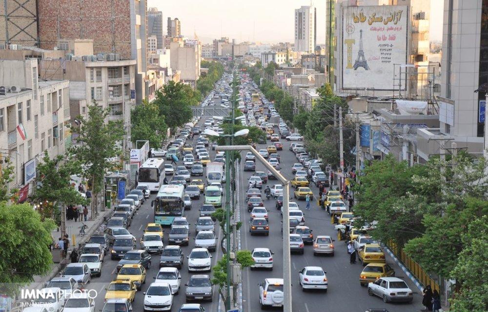 ماجرای ناتمام ترافیک