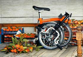 دوچرخهای در کیف شما