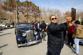 همایش خودروهای کلاسیک